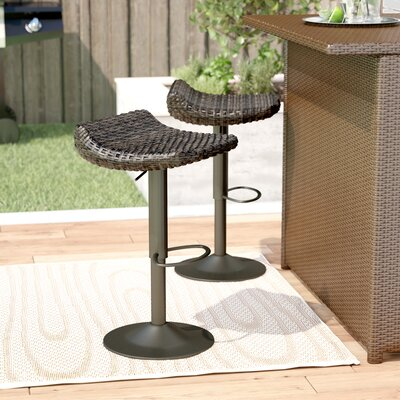 Outdoor Bar Stools You Ll Love In 2019 Wayfair