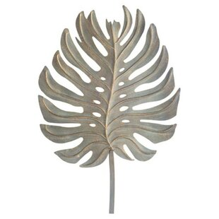 Metal Palm Leaves | Wayfair