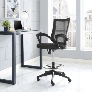 Project Mid Back Mesh Drafting Chair