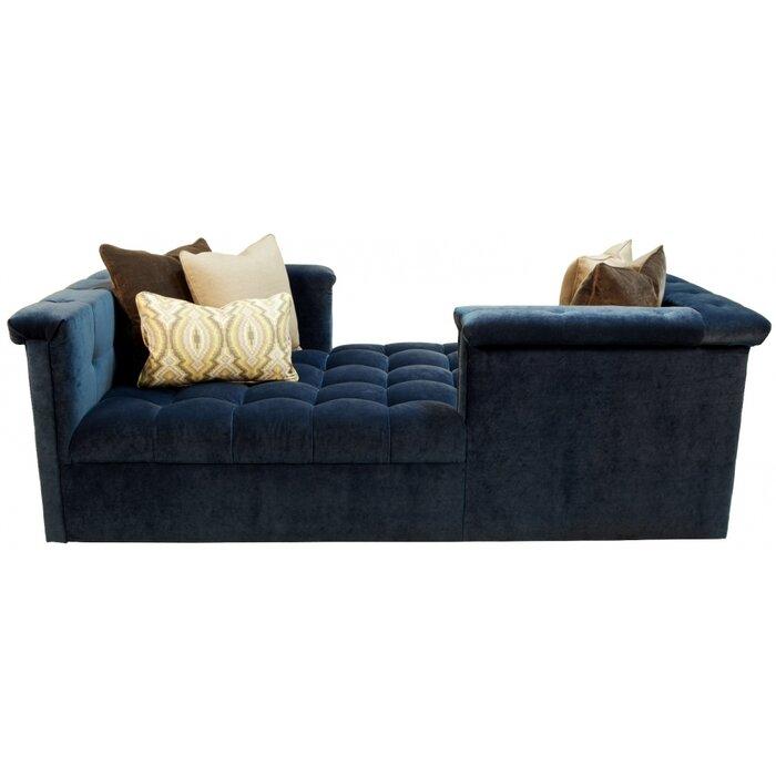 Brayden Studio Capehart Chaise Lounge