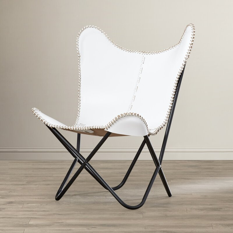 Well-liked Zipcode Design Sharon Butterfly Lounge Chair & Reviews | Wayfair UD09
