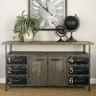 Sideboard Industrial industrial sideboards buffets you ll wayfair