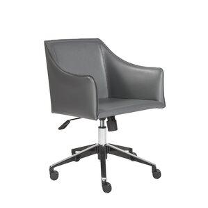 Willards Genuine Leather Office Chair