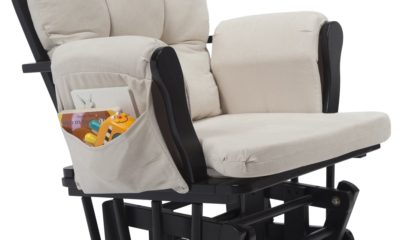Glider Chair With Ottoman: Storkcraft Hoop Glider And Ottoman & Reviews