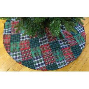 Patchwork Tree Skirt