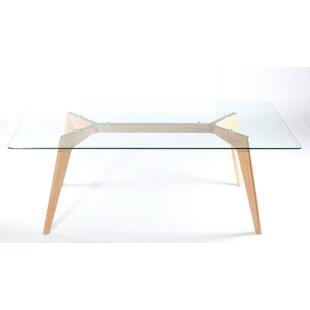 gold glass dining table designer italian glass glass dining table gold wayfaircouk