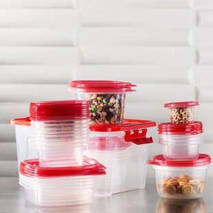 Plastic Kitchen Containers | Wayfair