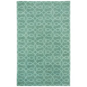 Cococozy Hand Knotted Sterling Mass Area Rug