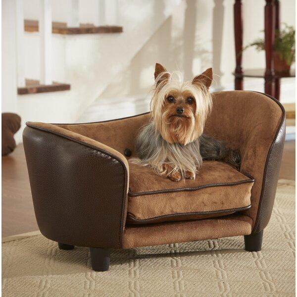 Enchanted Home Pet Ultra Plush Snuggle Dog Sofa Amp Reviews
