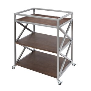 Gilbertsville Bar Cart by Gracie Oaks