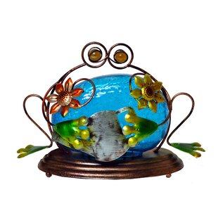 Watlington Frog Solar Body Garden Art