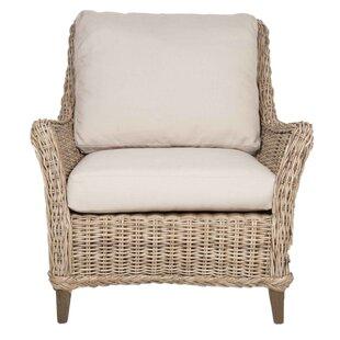 Guzman Wicker Armchair