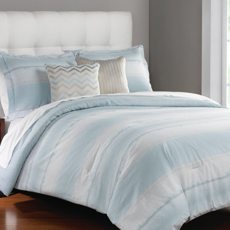 4abfed48fc05 Highland Dunes Zenia Comforter Set & Reviews | Wayfair