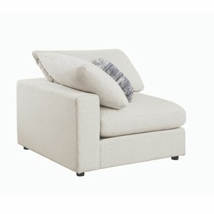 Sectional With Wedge Corner | Wayfair