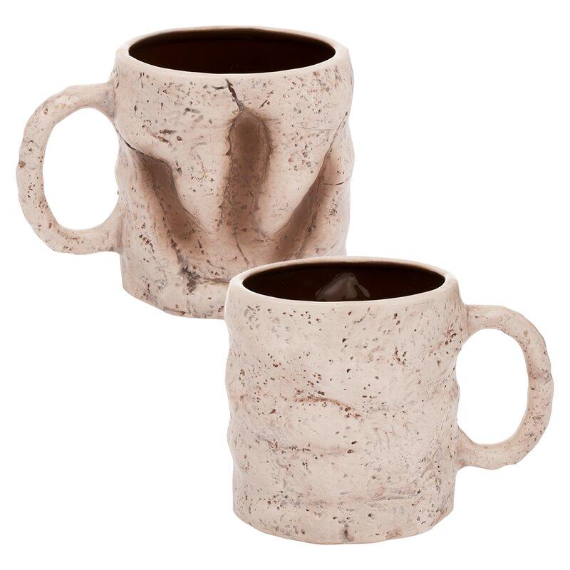 42c4dd5ddbb Footprint 20 oz. Sculpted Coffee Mug