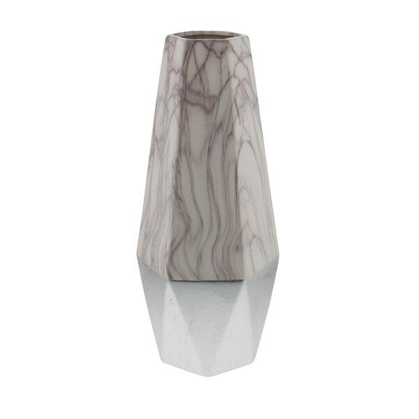 Modern Contemporary Floor Vase Ceramic Handmade Allmodern