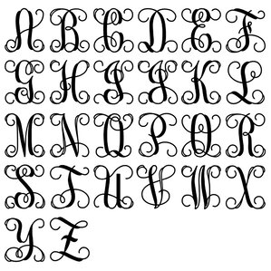 Wayfair Wall Decor monogram letter wall decor | wayfair