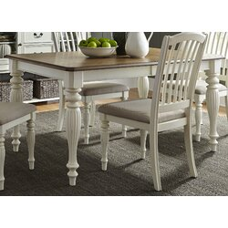 Lark Manor Cambrai Extendable Dining Table & Reviews   Wayfair