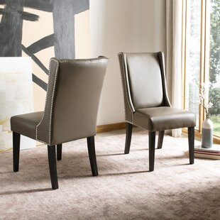 Munford Upholstered Dining Chair (Set of 2)