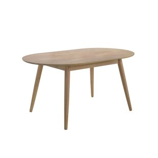 Castaneda Mid Cenutry Modern Solid Wood Dining Table