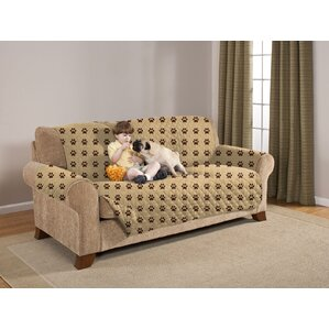 Box Cushion Sofa Slipcover by Pegasus Home F..
