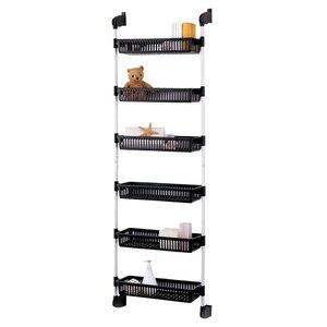 Overdoor 6 Shelf Cabinet Door Organizer
