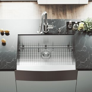 Stainless Steel Farm Sink Wayfair