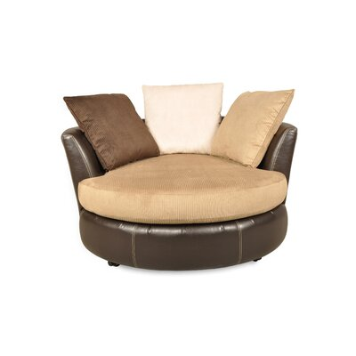 Oversized Round Cuddle Chair | Wayfair