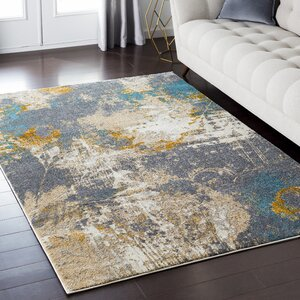 Chateau Gray/Brown Area Rug