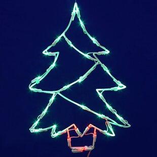 Led Christmas Window Lights | Wayfair