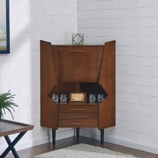Home Corner Bar Cabinets | Wayfair