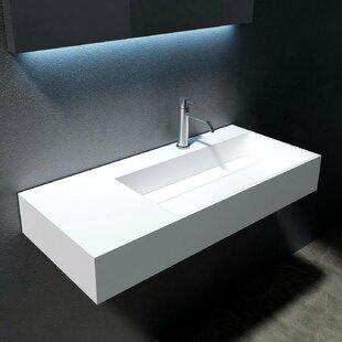 Bathroom Sinks Youll Love Wayfairca - Bowless bathroom sink