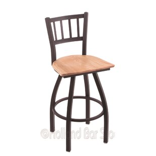 Nicolai 36 Swivel Bar Stool