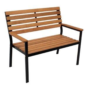 2-Sitzer Gartenbank Pasque aus Massivholz von Garten Living