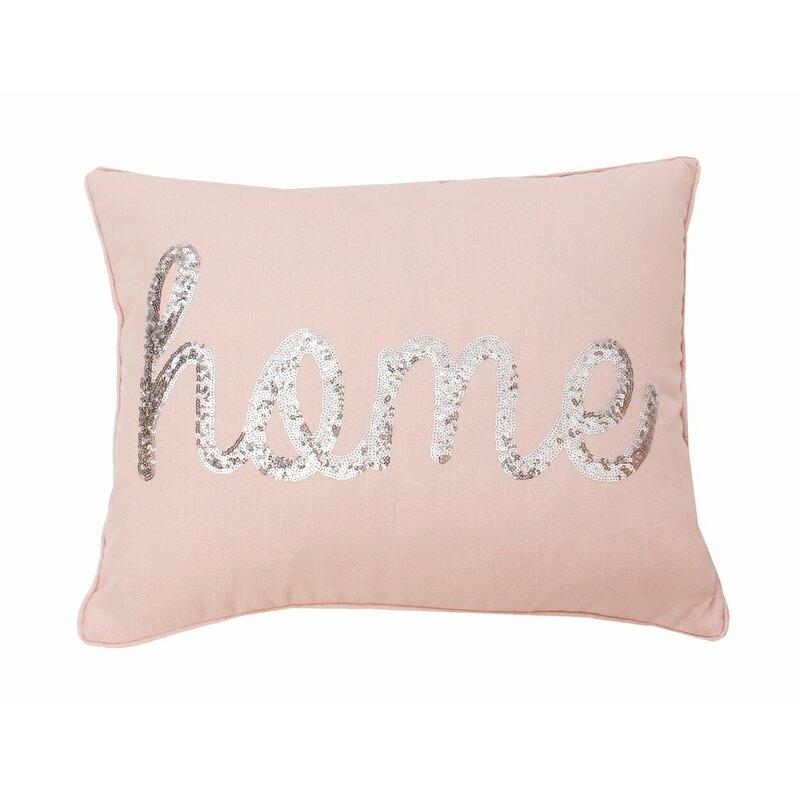 Thro By Marlo Lorenz Loren Home Sequin Lumbar Pillow