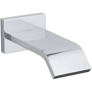 loure wallmount bath spout - Kohler Tub