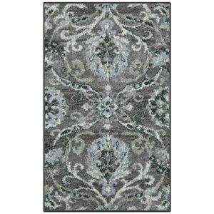 Kaycee Charcoal/Gray Area Rug