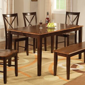 Nolan Dining Table by Andover Mills