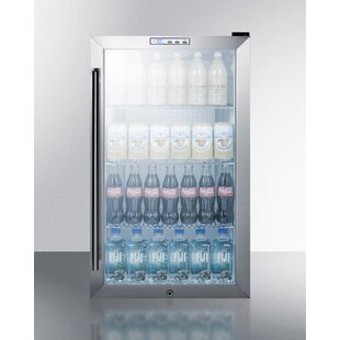Charmant Summit Commercial 3.35 Cu.ft. Beverage Center With Lock