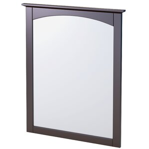 Irwin Black, Cherry, Espresso, White Bathroom Mirror