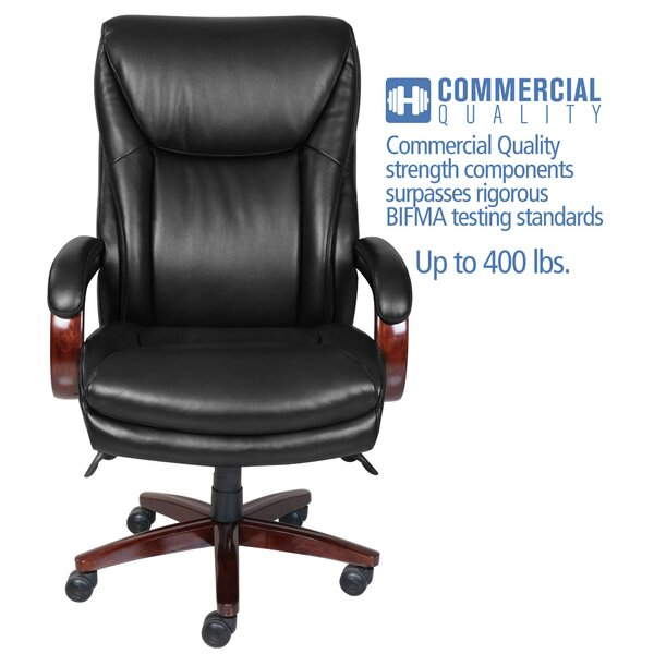 La Z Boy Edmonton Executive Chair Amp Reviews Wayfair
