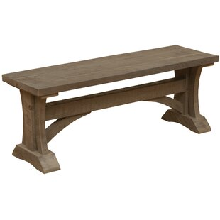 Frontier Cathedral Wood Bench