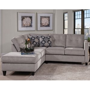 Shahan Sectional by Varick Gal..