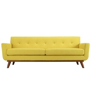Johnston Upholstered Sofa by Langley Street