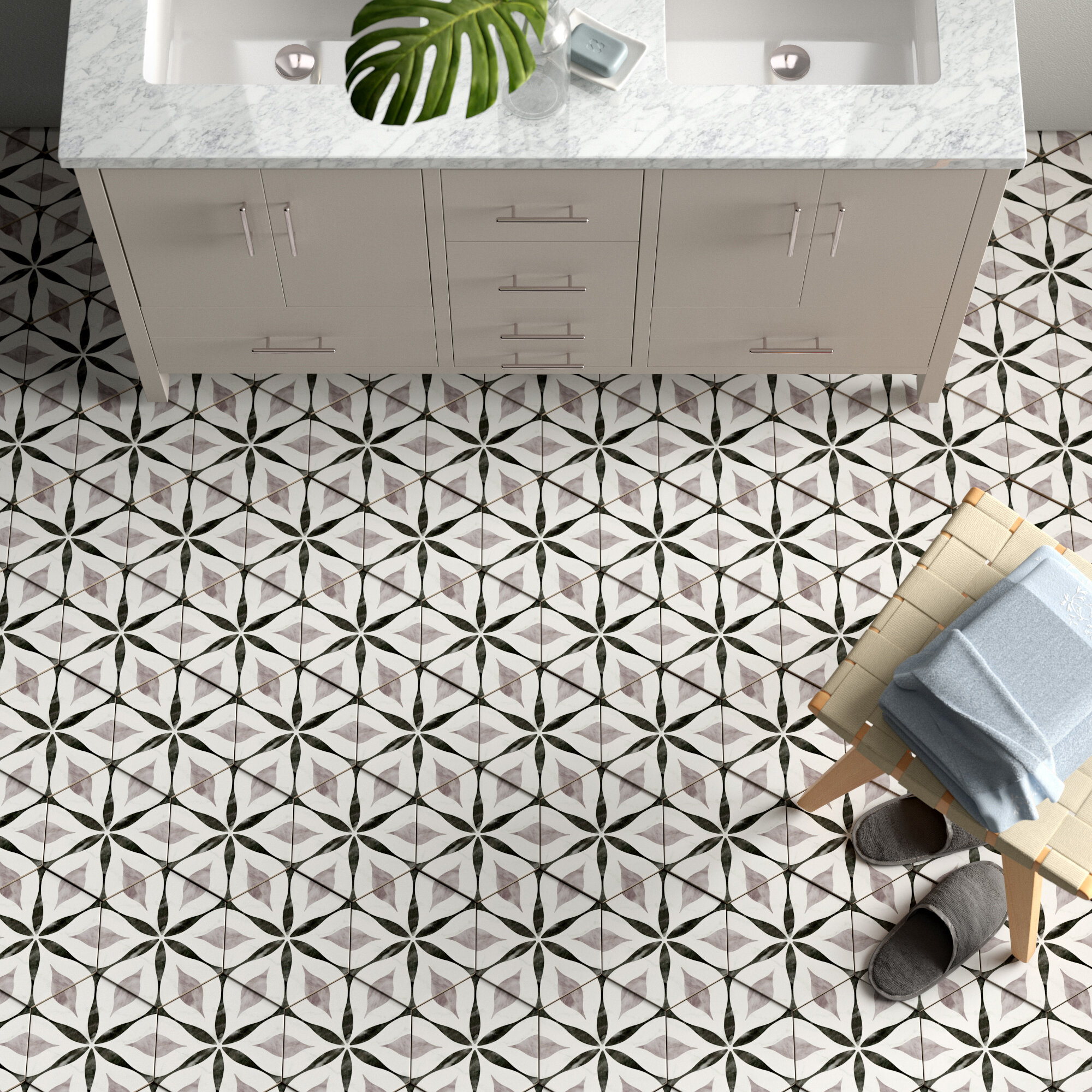 Marvelous Find The Perfect Patterned Tile Wayfair Download Free Architecture Designs Scobabritishbridgeorg