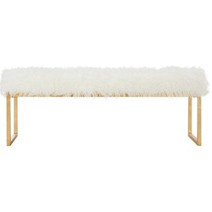 Modern & Contemporary Small Bedroom Benches | AllModern