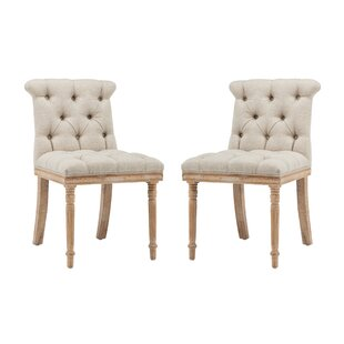 Sherrill Upholstered Dining Chair (Set of 2)
