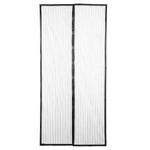 Magic Mesh Magnetic Screen Door with Butterfly Style Opening