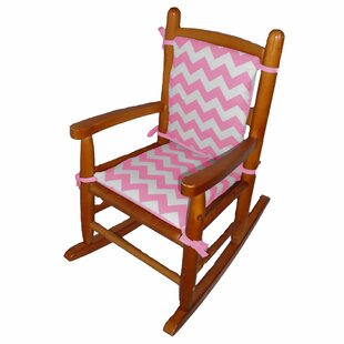 Charmant Pink Rocking Chair Cushion | Wayfair