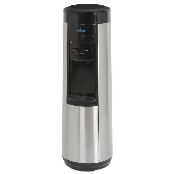 Greenway Vitapur Bottleless Free Standing Hot And Cold Water Cooler U0026  Reviews | Wayfair